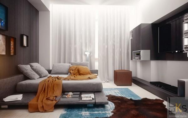 آپارتمانی درKiev اکراین
