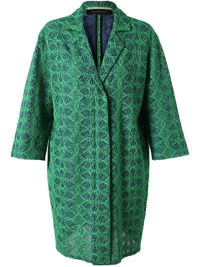 مدل مانتو زنانه سبز رنگ 92