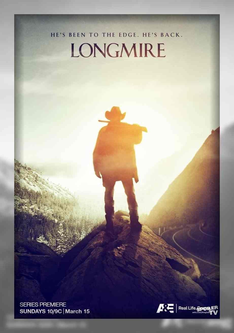 سریال Longmire فصل دوم