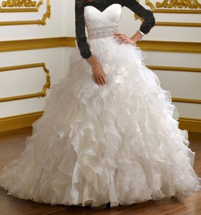 جدیـدترین مـدل های لباس عروس سـال ۹۲