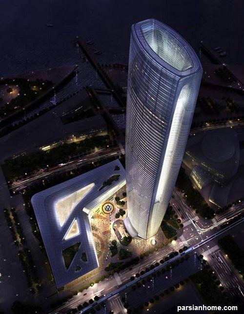 نمای خارجی ساختمان,