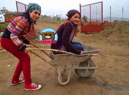 عکس زنان ایرانی+زنان افغانی