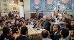 دکتر جلیلی در مسجد شهید بهشتی تهران