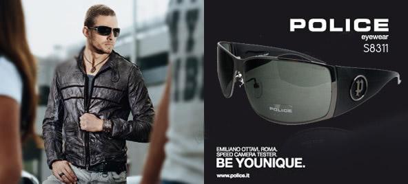 خرید پستی عینک پلیس