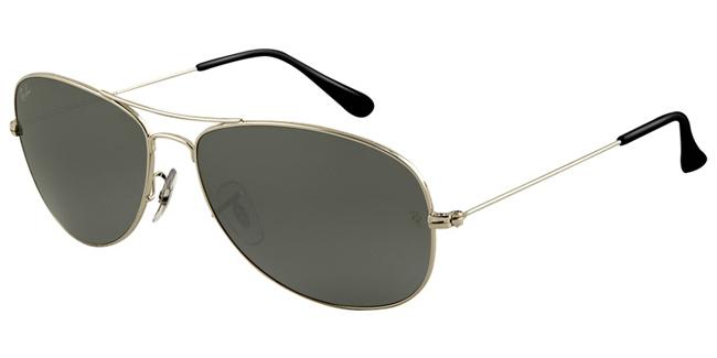 عینک آفتابی فریم نقره ایی 3362 ریبن