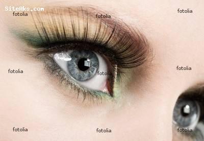 عکس مدل آرایش چشم