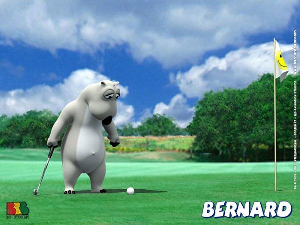 خرید اینترنتی کارتون برنارد