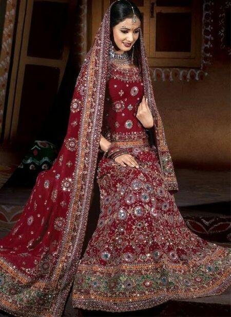 زیباترین عروس دنیا