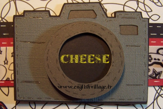 بگو سیب - say cheese
