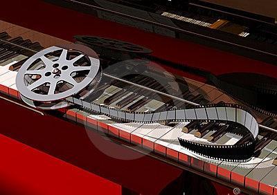 مقاله موسیقی: موسیقی و سینما
