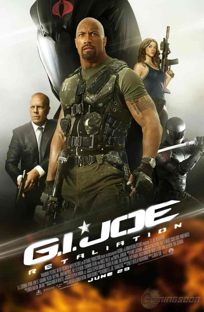 فیلم GI Joe Retaliation 2013