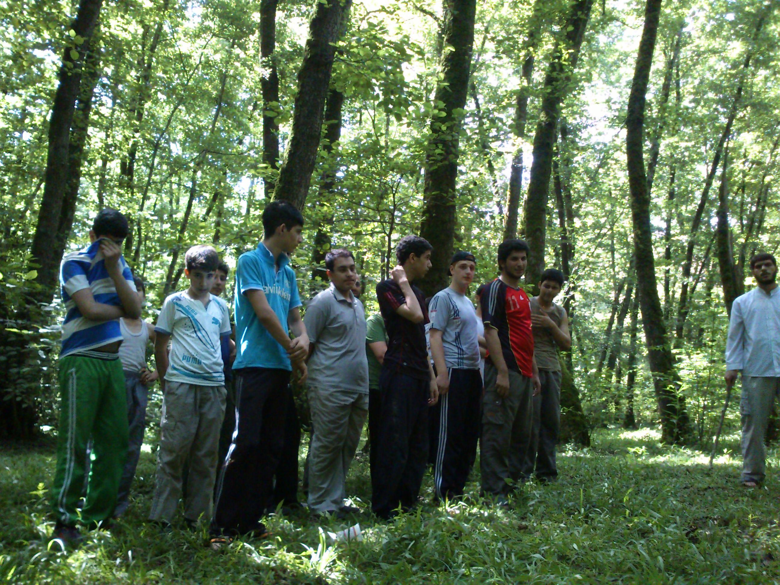 اردوی گیسوم پایگاه شهید نواب