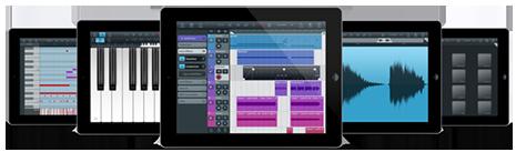 دانلود کیوبیس آیپد Steinberg Cubasis iPad