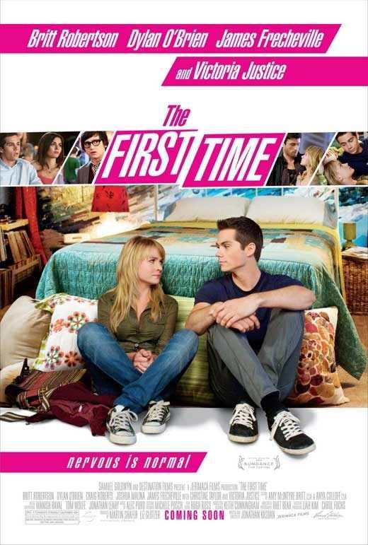 فیلم The First Time 2012