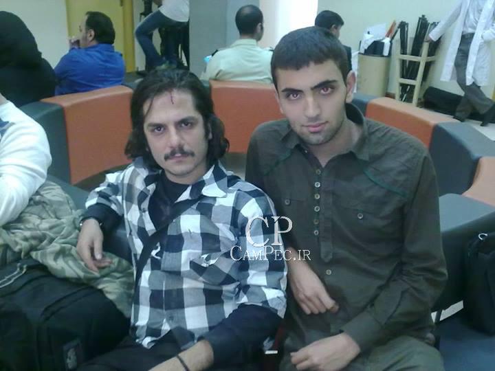 عباس غزالی در پشت صحنه سریال مادرانه