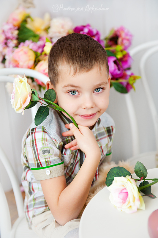 عکس کودکان زیبا پسر