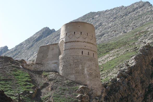 برج ارغون شاه