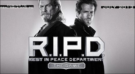 دانلود ترینر بازی R.I.P.D. The Game