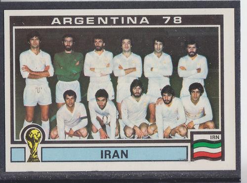 عکس تیم ملی فوتبال ایران در جام جهانی ارزانتین