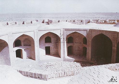 رباط زین الدین مهریز