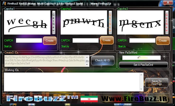 FireBuzZ_Fast_ID_Maker_Multi_Capcha V1.0 2013_08_03_05_23_30_%D9%82