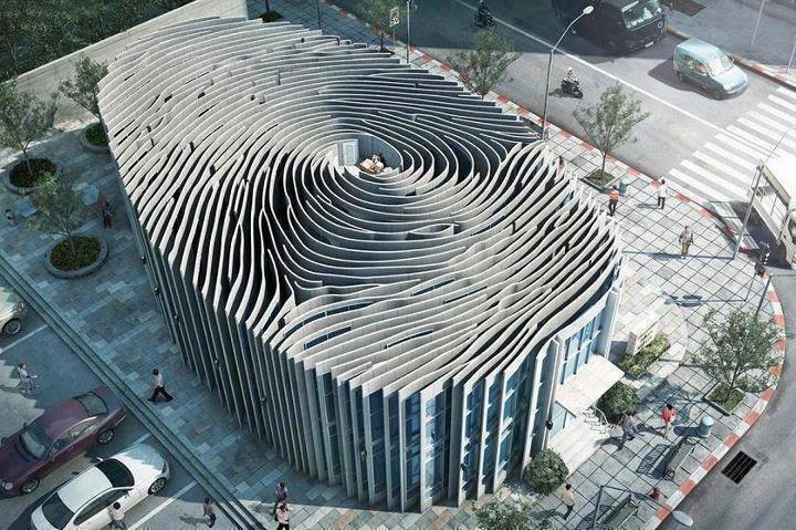 ساختمان اثر انگشت