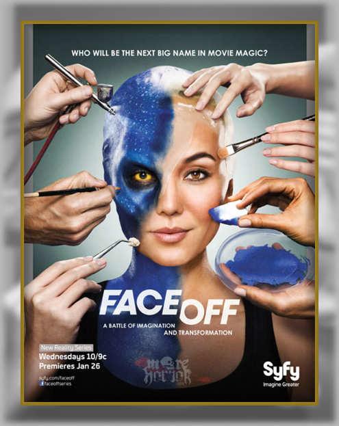 مسابقه Face Off