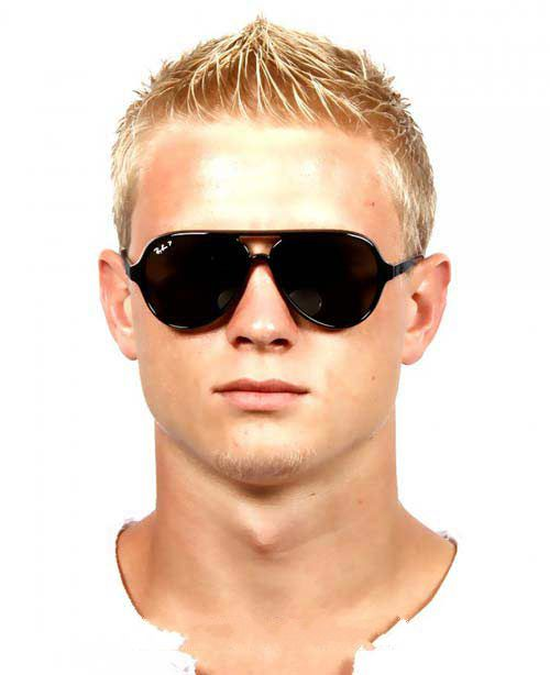 خرید عینک آفتابی ریبن کت مشکی
