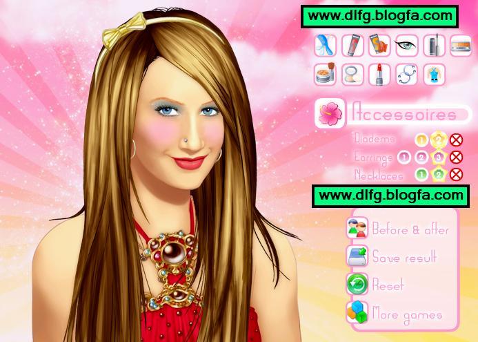 بازی آنلاین فروش لباس عروس