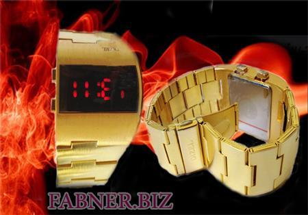 خرید ساعت ال ای دی دیزل