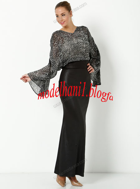 کانال تلگرام برای مانتو دخترانه مدل جدید لباس شب مجلسی 2014 پارجه لمه براق مشکی - مدل لباس ...