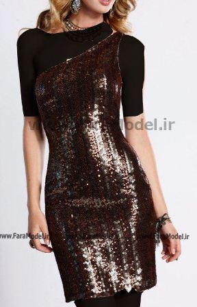جدیدترین مدلهای لباس شب تابستانه دخترانه