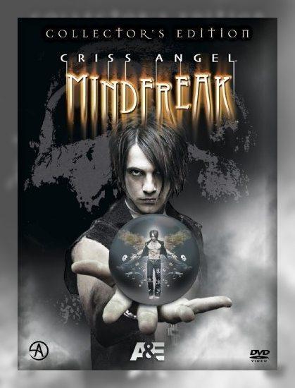 برنامه Criss Angel Mindfreak
