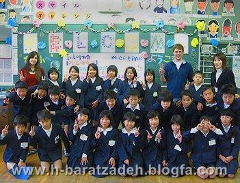 عکس مدارس ژاپن