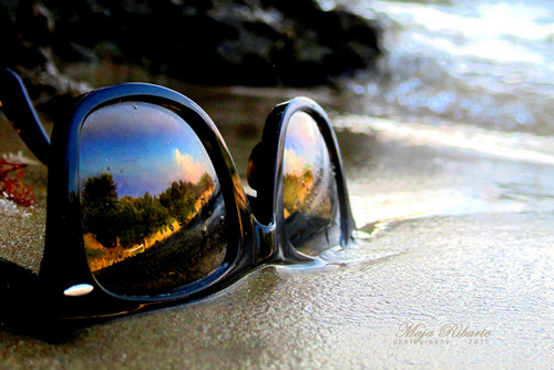 عینک آفتابی ریبن ویفری زنانه