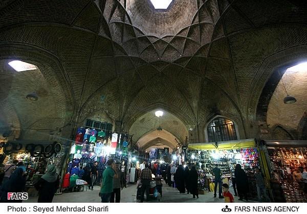گردشگری: بازار تاریخی اراک