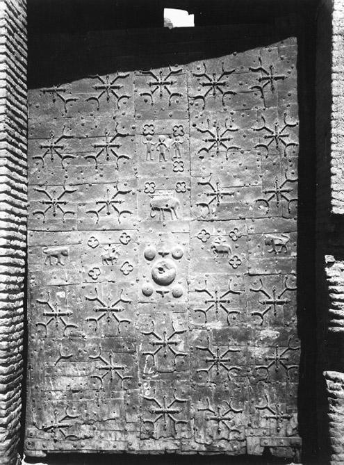 دروازه مهریز یزد