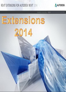 دانلود کرک خرید پستی ابزارهای اضافه و ضمیمه برای همه رویت Revit Extensions for Revit 2014  2014 MEP/Structure/Architecture
