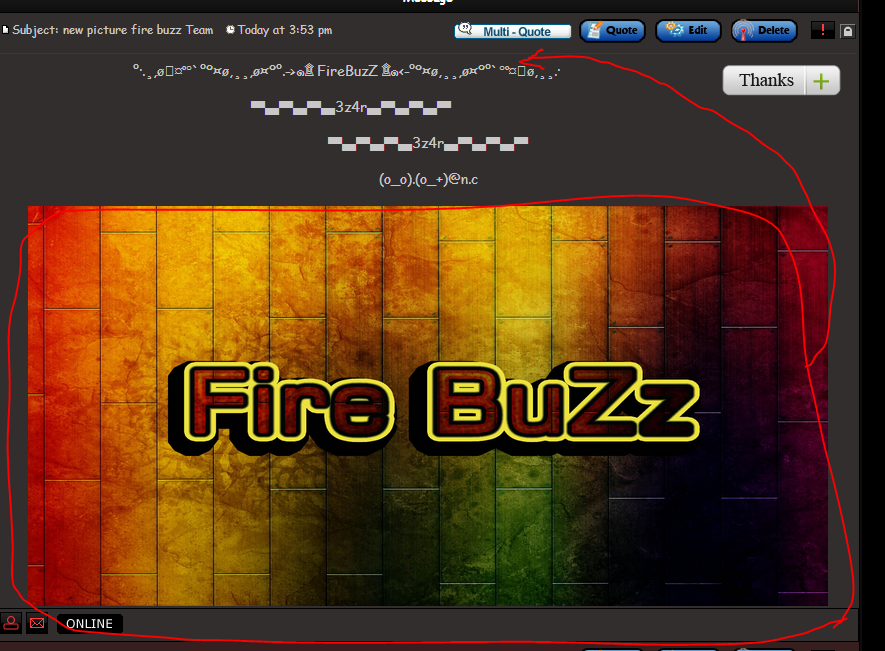 new picture fire buzz Team GG4