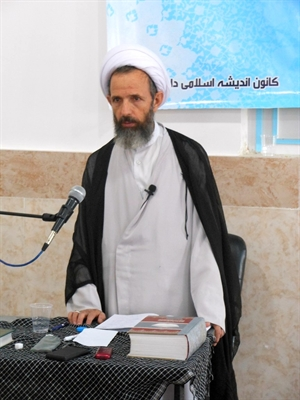 استاد آیه الله محمود رجبی، قرآن و سکولاریسم به صورت سه فایل در