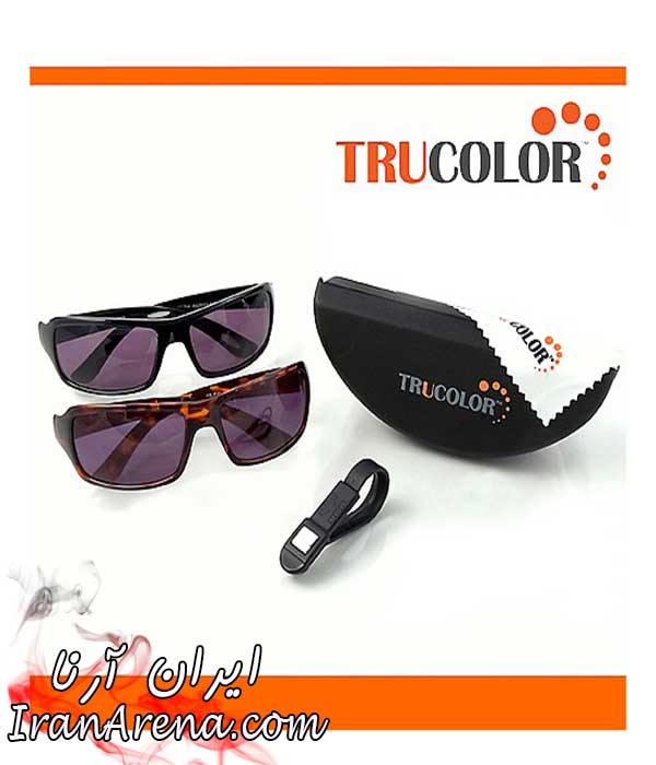 خرید عینک آفتابی ترو کالر