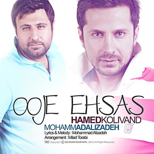 Mohammad Alizadeh - Owje Ehsas (Ft Hamed Kolivand)