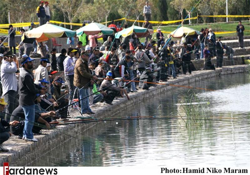 مسابقه ماهیگیری