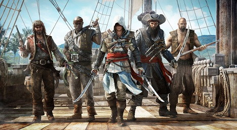 دانلود آپدیت v1.05 بازی Assassin's Creed IV Black Flag