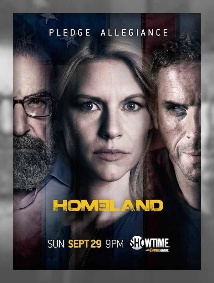 سریال Homeland فصل سوم