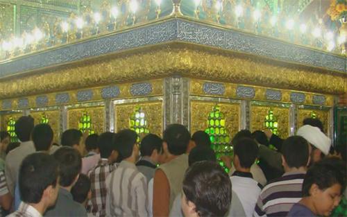 جلسه ی توجیهی مشهد مقدس 92