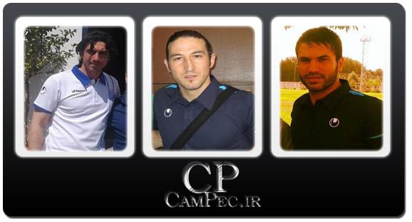 تک عکس های جدید بازیکنان استقلال