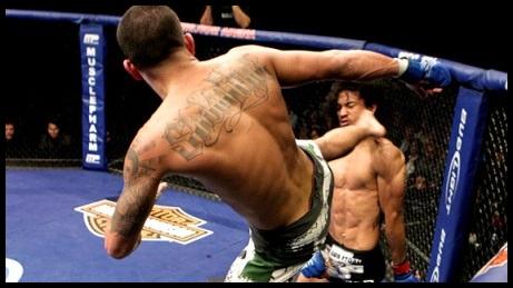 8.28.2013 : تاکتیکِ Benson Henderson برای UFC 164