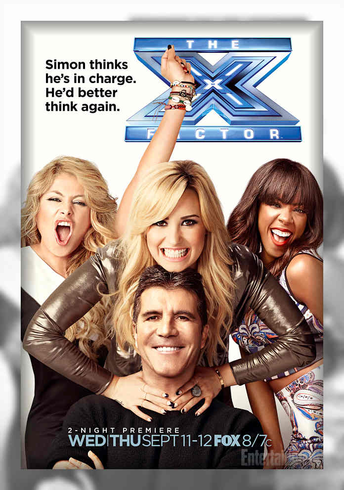 مسابقه the x factor Us فصل سوم