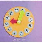 کاردستی قدیمی ساعت